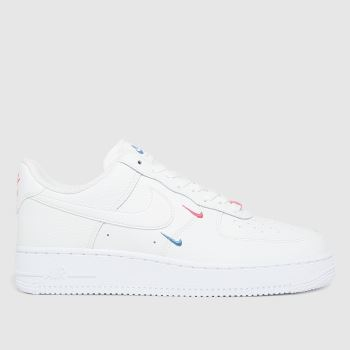 Nike White Air Force 1 '07 Essential Womens Trainers