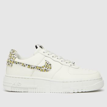 Nike Stone Air Force 1 Pixel Se Womens Trainers