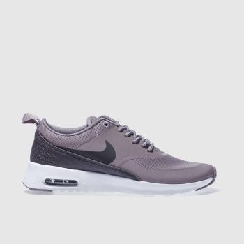 womens nike lilac air max thea trainers