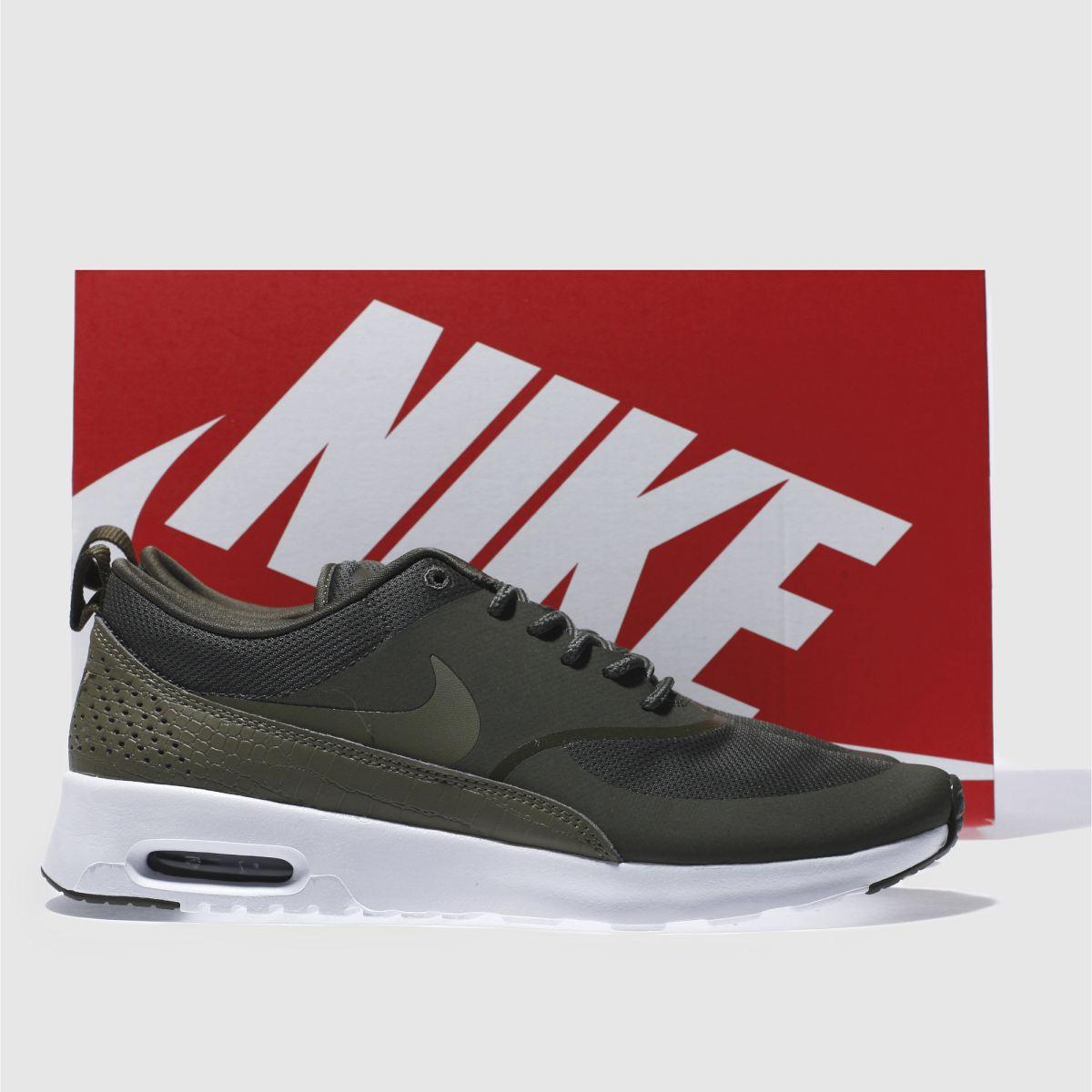 Damen Khaki nike Air schuh Max Thea Sneaker   schuh Air Gute Qualität beliebte Schuhe a1dd1f