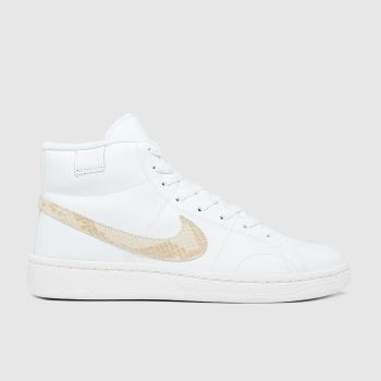 Nike White Court Royale 2 Womens Trainers