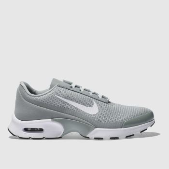 Nike Light Grey AIR MAX JEWEL Trainers