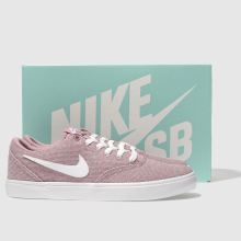 Nike Sb check solar canvas 1