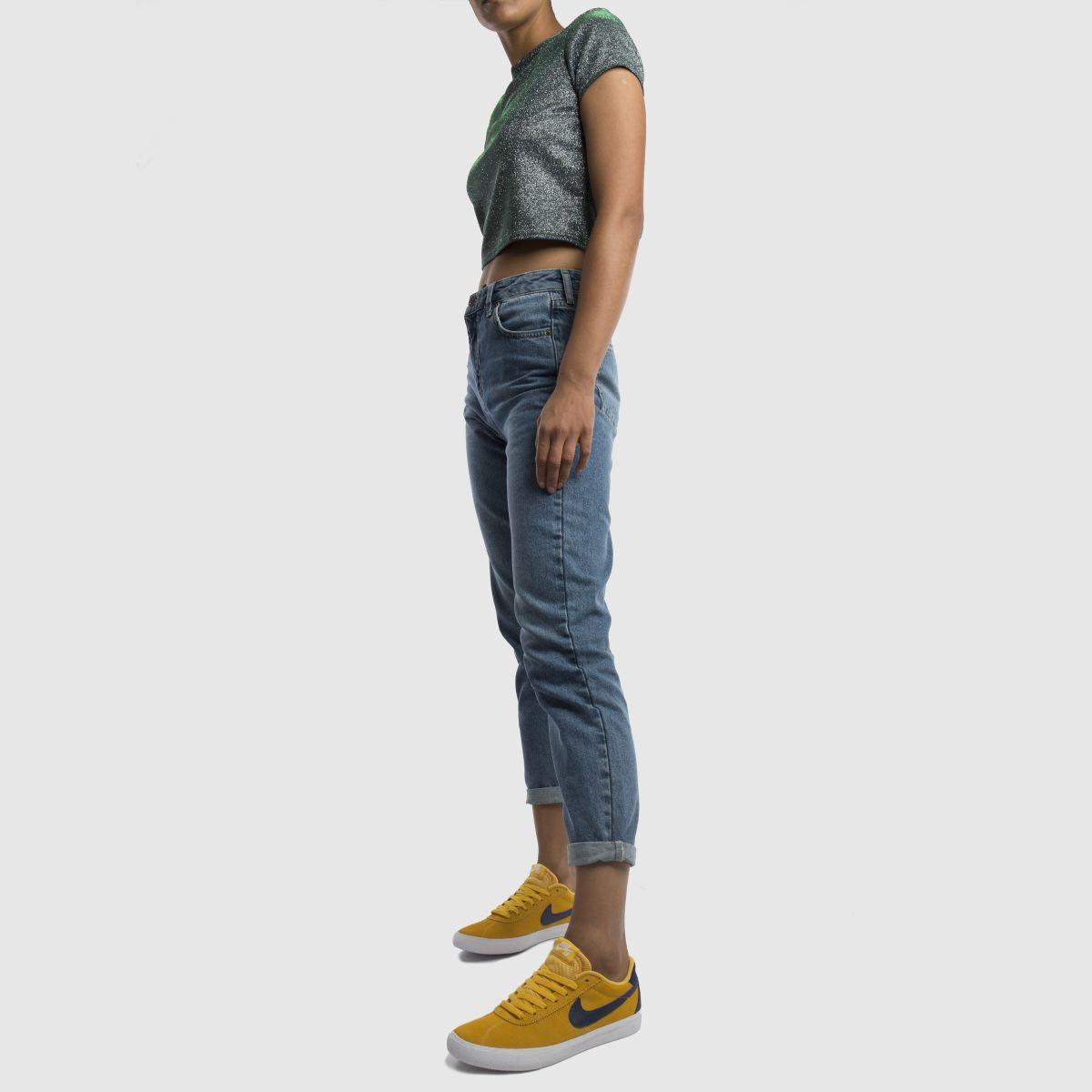 Damen Gelb nike sb Bruin Low Qualität Sneaker | schuh Gute Qualität Low beliebte Schuhe c15e0f