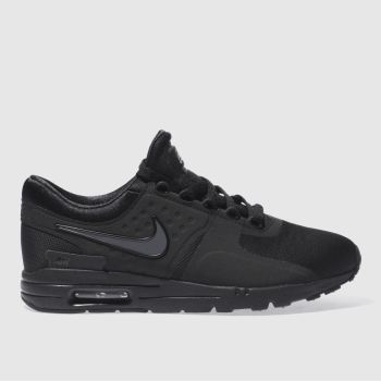 Nike Black Air Max Zero Womens Trainers