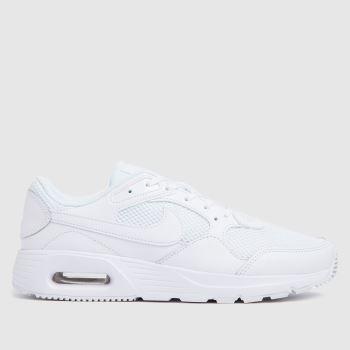 Nike Weiß Air Max Sc Damen Sneaker