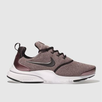 Nike Dark Purple PRESTO FLY SE Trainers