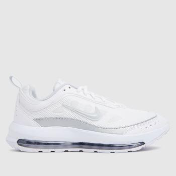 Nike White Air Max Ap Womens Trainers