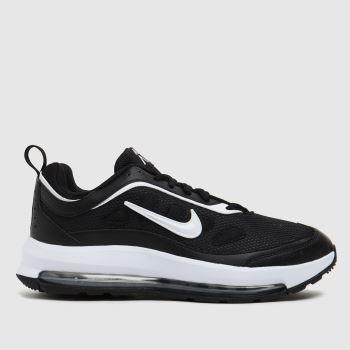 Nike Black & White Air Max Ap Womens Trainers