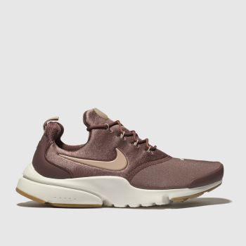 Nike Mauve Presto Fly Womens Trainers