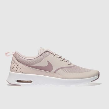 Nike Pale Pink AIR MAX THEA Trainers