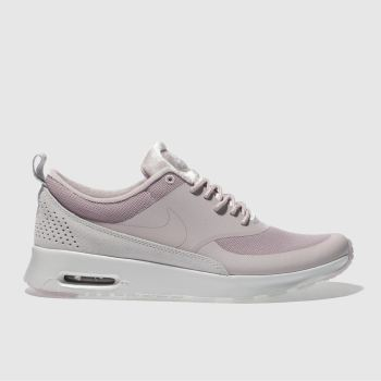Nike Pale Pink AIR MAX THEA LX Trainers