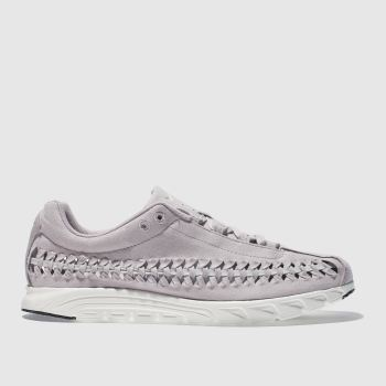 Nike Pink Mayfly Woven Womens Trainers