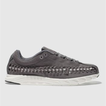 Nike Grey Mayfly Woven Womens Trainers