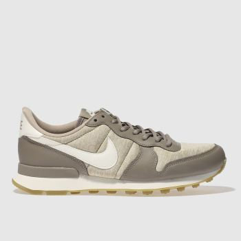 Nike Beige Internationalist Womens Trainers