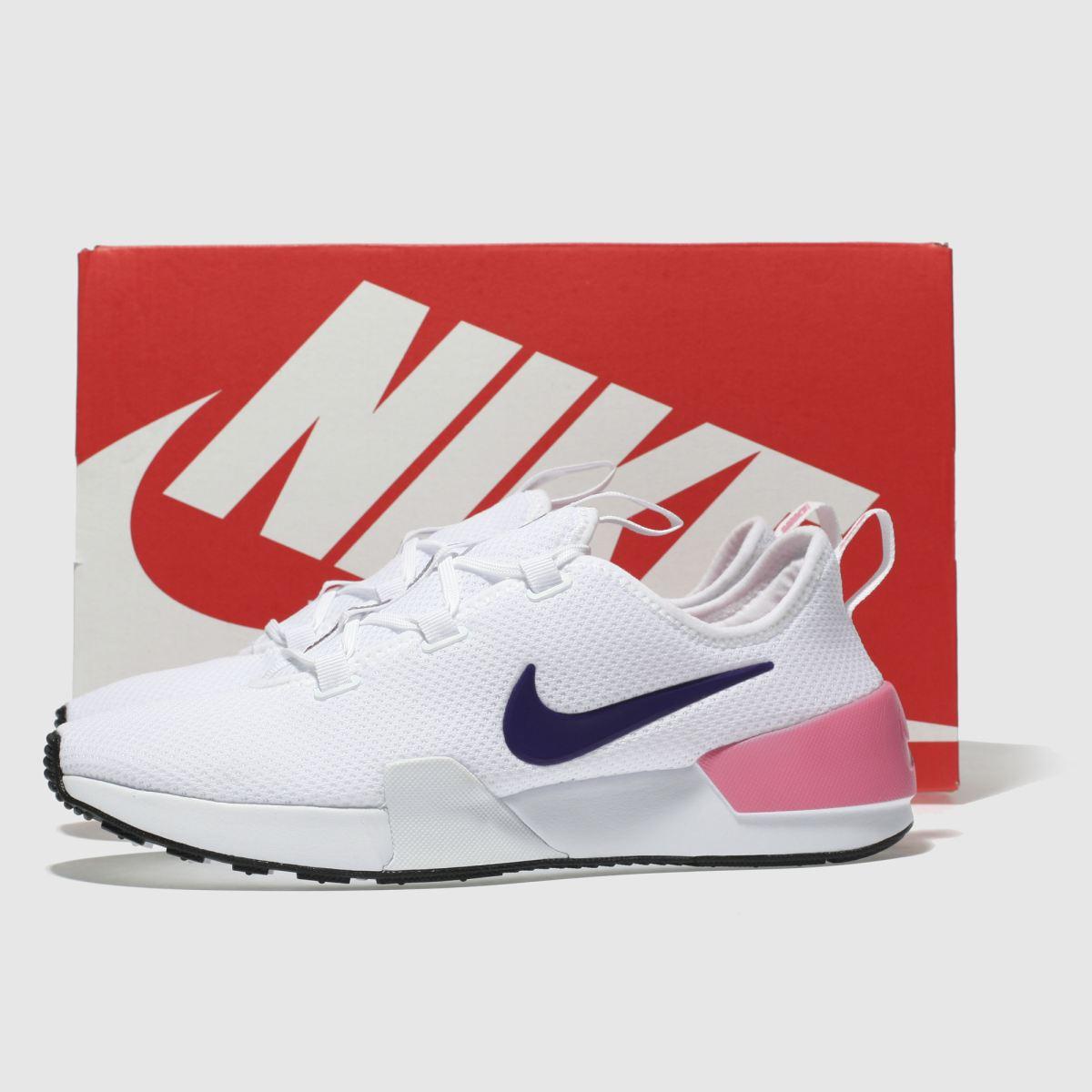 Damen Sneaker Weiß-lila nike Ashin Modern Sneaker Damen | schuh Gute Qualität beliebte Schuhe 183f53
