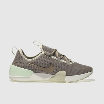 Nike Brown Ashin Modern Womens Trainers