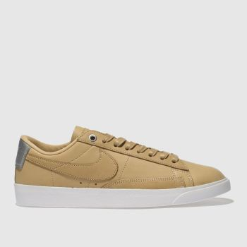 Nike Natural Blazer Low Premium Womens Trainers