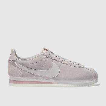 Nike Natural Cortez Suede Womens Trainers