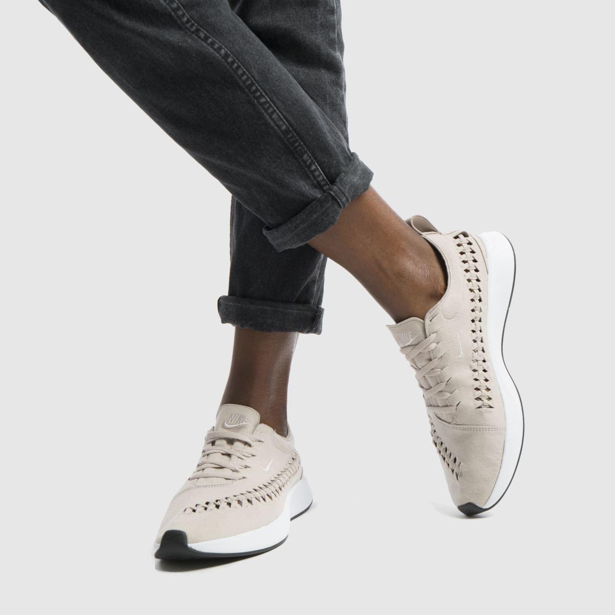 Damen Beige nike Dualtone Racer Woven Sneaker beliebte | schuh Gute Qualität beliebte Sneaker Schuhe cea2e7