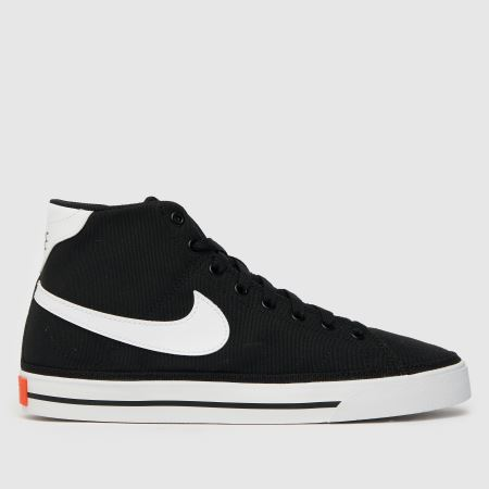 Nike Court Legacy Mid Canvastitle=