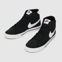 Nike Court Legacy Mid Canvas,3 of 4