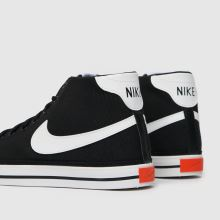 Nike Court Legacy Mid Canvas,4 of 4