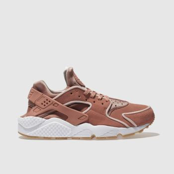 Nike Orange Huarache Run Womens Trainers