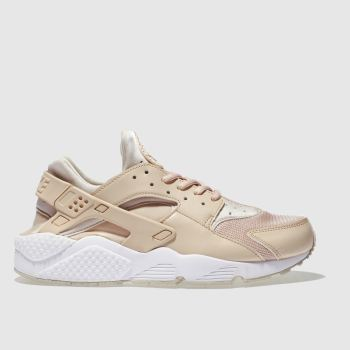 Nike Pale Pink Huarache Run Womens Trainers