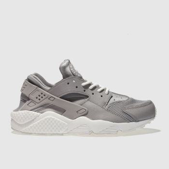 Nike Grey Huarache Run Se Womens Trainers