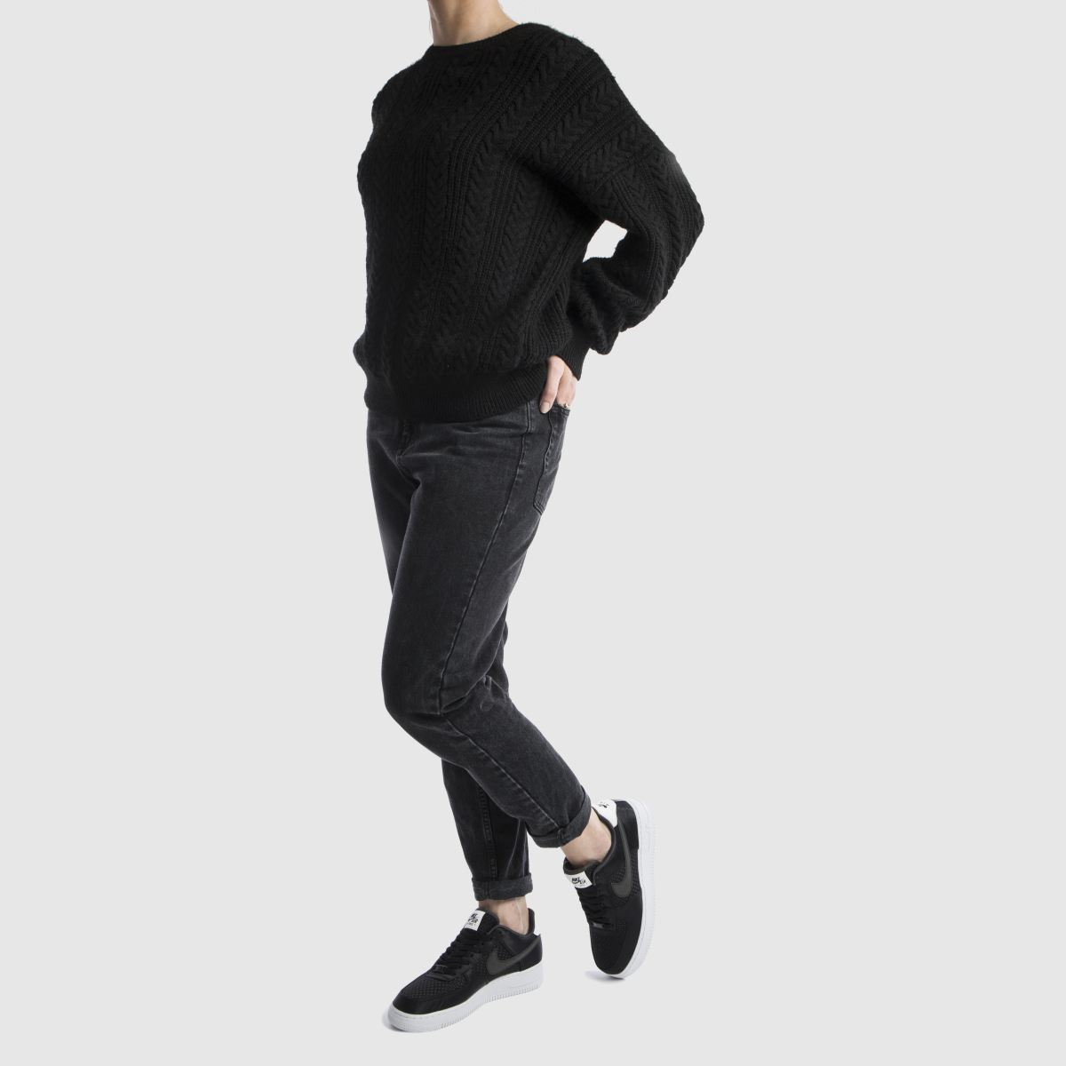 Damen Schwarz-weiß nike Air Force 1 07 Se Sneaker beliebte   schuh Gute Qualität beliebte Sneaker Schuhe e67e9f