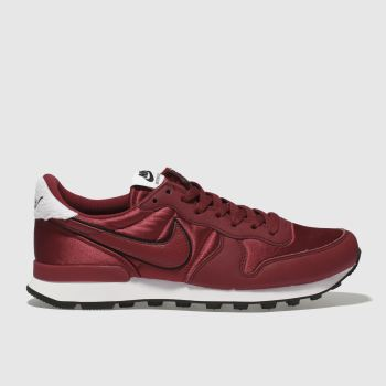 Nike Red Internationalist Heat Womens Trainers