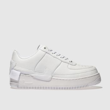 Nike White AIR FORCE 1 JESTER XX Trainers
