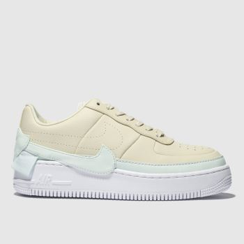 Nike Naturfarben Air Force 1 Jester Xx Damen Sneaker