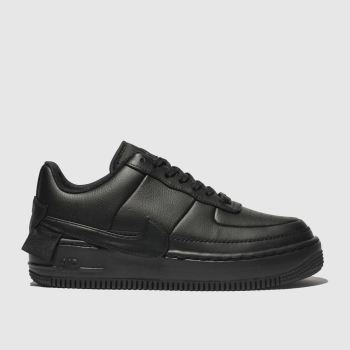 Nike Black Air Force 1 Jester Xx Womens Trainers from Schuh