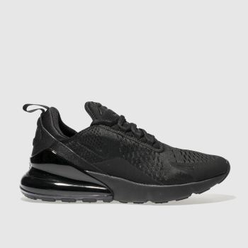 Nike Black Air Max 270 Womens Trainers