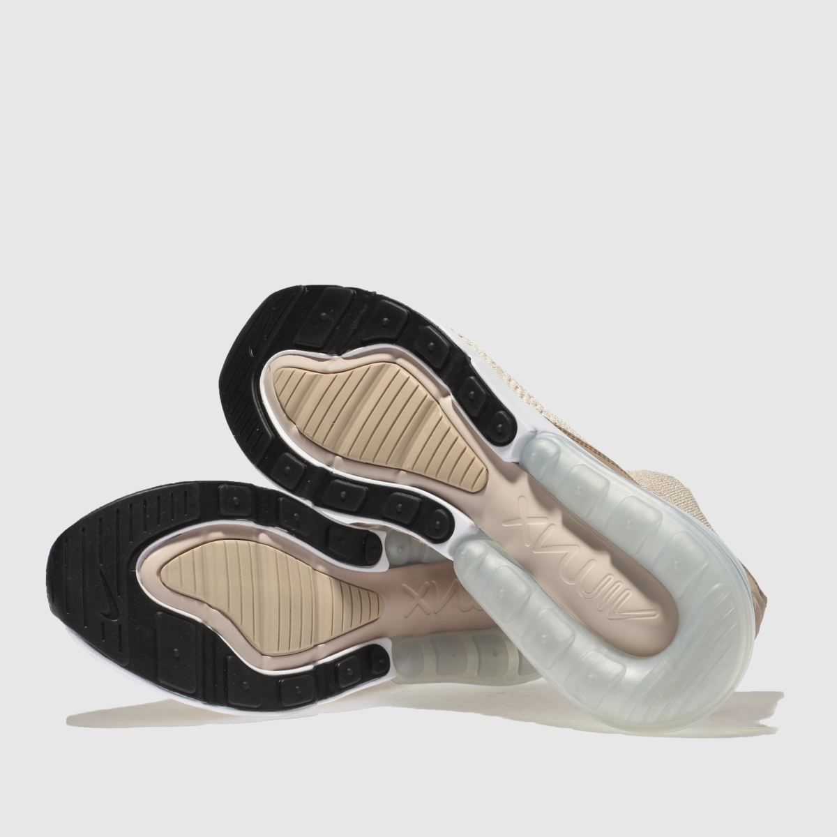 Damen Naturfarben nike Air Max 270 Flyknit Sneaker beliebte   schuh Gute Qualität beliebte Sneaker Schuhe 181762