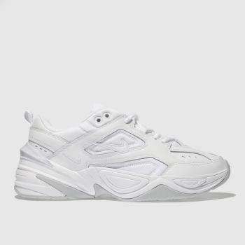 Nike White M2k Tekno Womens Trainers