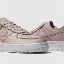 379911fabd9c24 womens pale pink nike air force 1 lo trainers