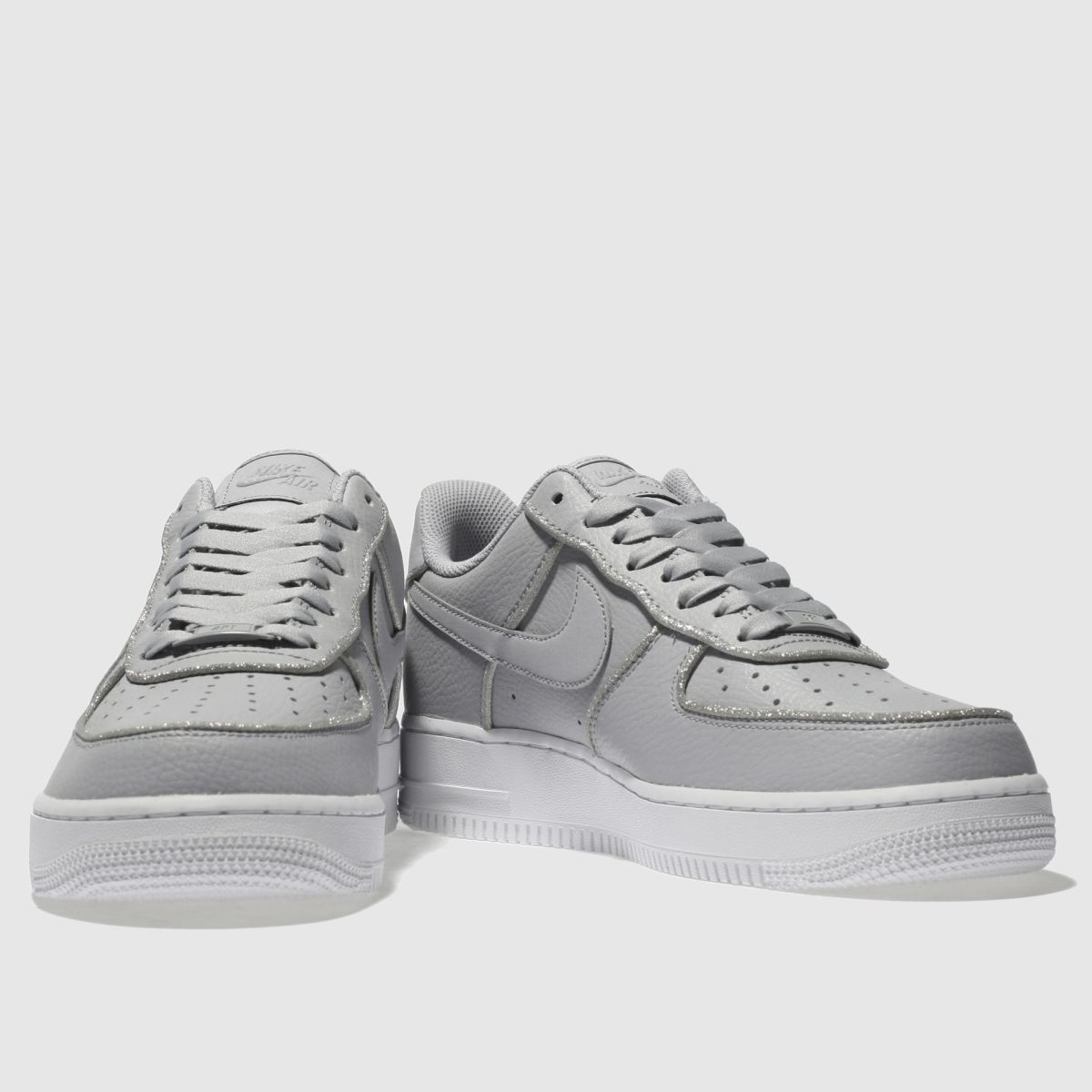 Damen Grau nike Air Force 1 Lo Sneaker | Schuhe schuh Gute Qualität beliebte Schuhe | d39add
