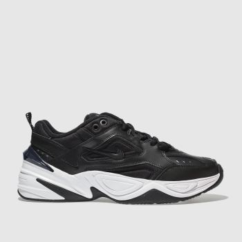 Nike Black & White M2k Tekno Womens Trainers