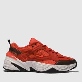 Nike Red M2k Tekno Womens Trainers