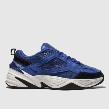 Nike Blue M2k Tekno Womens Trainers