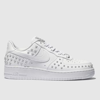 Nike White Air Force Xx Womens Trainers