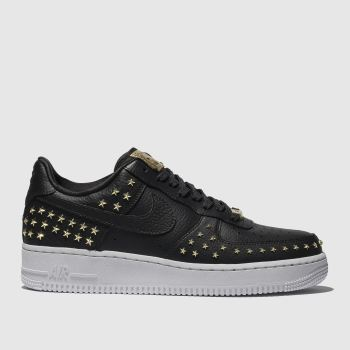 Nike Black Air Force Xx Womens Trainers