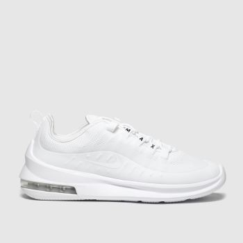 Nike White Air Max Axis Womens Trainers#