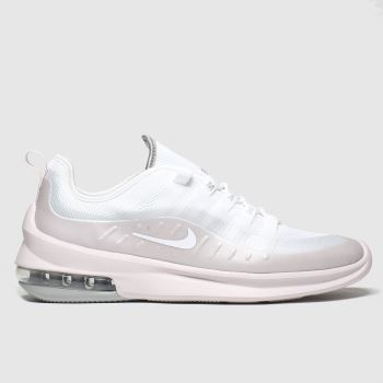 Nike Pale Pink Air Max Axis Trainers
