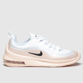 Nike Pink Air Max Axis Womens Trainers#