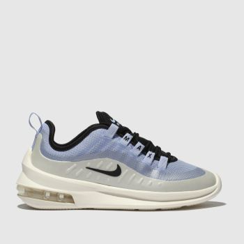size 40 6d0b6 40b0a Nike Blue Air Max Axis Womens Trainers