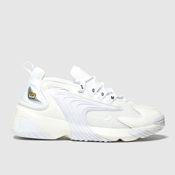 Nike White Zoom 2K Womens Trainers